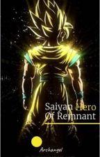 Heroes Of Remnant [Male Saiyan x RWBY] by WillOfAHero