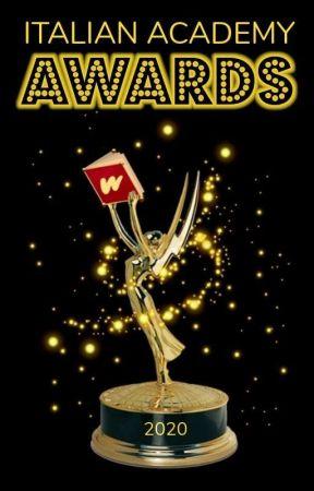 Italian Academy Awards by WattpadBrividoIT