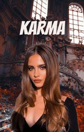 Karma 《A.Saltzman》 by strngrdiaries