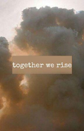 together we rise  by Eddie_Grazer