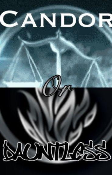 Divergent Candor or Dauntless