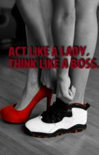 Like A Boss by dreese