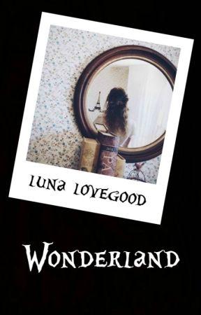 WONDERLAND ( luna lovegood ) by EatYourDamnAppless