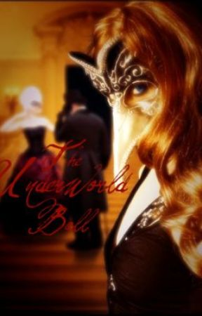 The Underworld Ball (Book 2 in the Aphrodite's daughter series) by BonnieSara