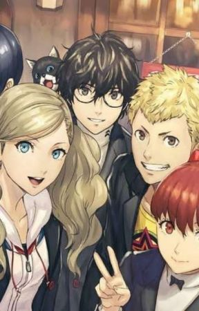 Persona 5 Oneshots! by InfamousTrickster