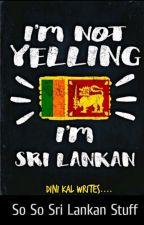so so Sri Lankan stuff  by Dini__Kal