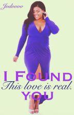 I Found You by Jvdvvvvv