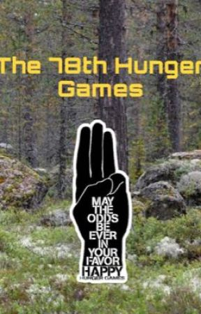 The 78th Hunger Games roleplay by Everlark_Queen