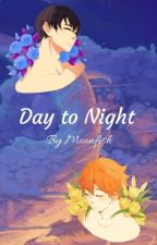 Day to Night - Kagehina by Moonfishh