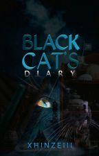 A BLACK CAT'S DIARY by xhinzeiii