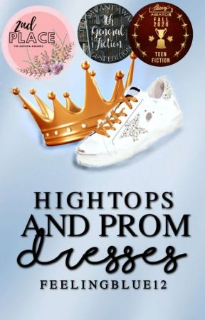 Hightops and Prom Dresses by FeelingBlue12