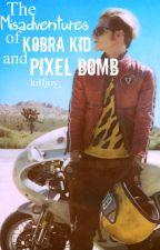 The Misadventures of Kobra Kid and Pixel Bomb ♦ Mikey Way by kiIIjoy_