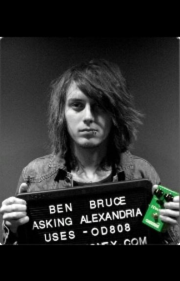 She's your daughter. (Ben Bruce)
