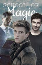 School of magic by Chesko_gay
