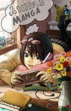 Anime/ Manga Recommendations by Kurama91