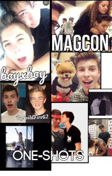 Magcon BoyxBoy one-shots