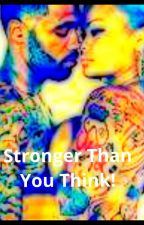 Stronger Than You Think! by Dominique_World