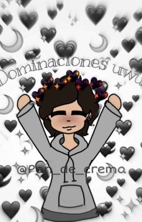 Nominaciones uwu by Pan_de_crema