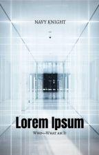 Lorem Ipsum by Navy-Knight825