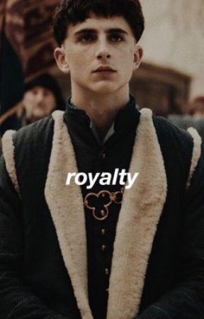 royalty • timothee chalamet  by chvllsea