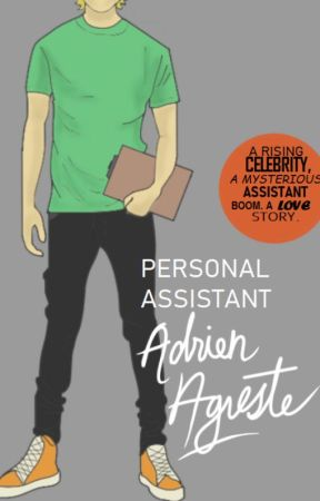 Personal Assistant Adrien Agreste by randomtothecore