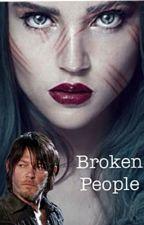 Broken People ( daryl dixon ) by patchgamer1709