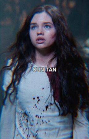 SUN TAN - r.toizer by -neensbeans