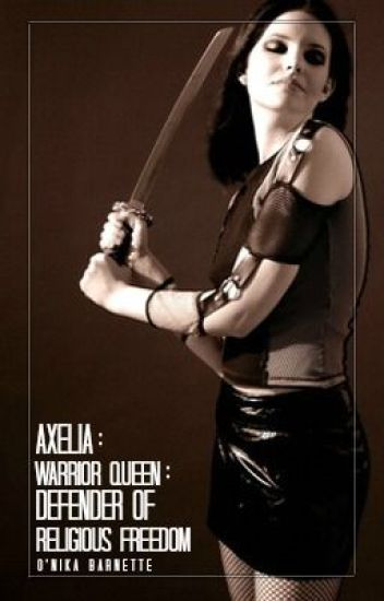 Axelia Protecter of Mankind