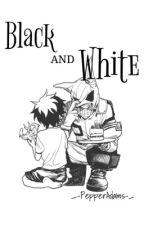 Black and White {Abused Izuku Bakudeku} by _-PepperAdams-_