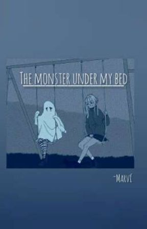 The Monster under my bed• oc by 8DRevolution69