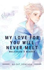 My Love For You Will Never Melt [Male!ElsaXReader] by ChibigoAJ