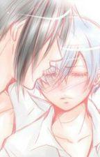 Ciel x Sebastian Yaoi (Don't Keep Secrets) by xXLovelyLeviXx