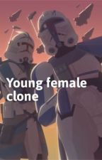 Young female clone  by marydiva17
