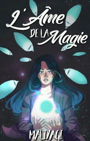 L'Âme de la Magie [T1] by Maliyagi