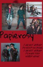 Papierosy ||Frerard|| by areinthewash