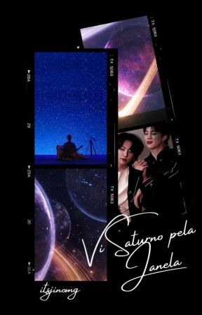 Vi Saturno pela Janela; jikook by itsjinomg
