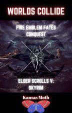 Worlds Collide: Fire Emblem Fates: Conquest x Elder Scrolls V: Skyrim by MothofKansasCity