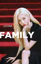 family °• loona by gaiaverse
