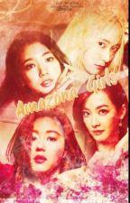 Amazona Girls by Cold_Black_Princess
