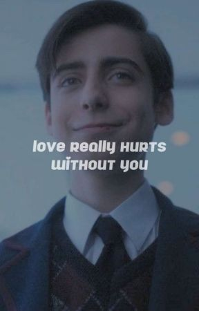 love really hurts without you ━━ mike wheeler by aphroditetears