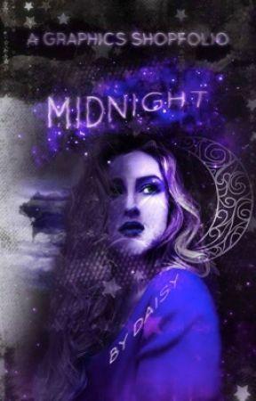 Midnight - A Graphics Shopfolio (closed) by vertigo_moon
