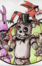Five nights a Freddy's: If you go, I go with you by konan720