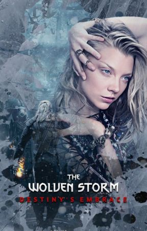 THE WOLVEN STORM • GERALT OF RIVIA by opheliaes