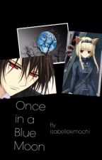Once in a Blue Moon by isabellekimochi