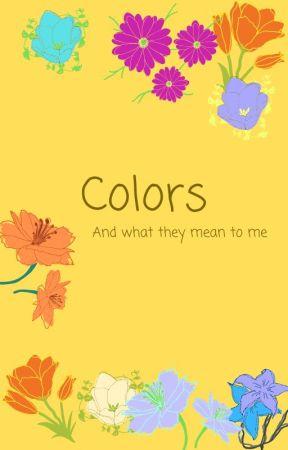 Colors by _NikolaTesla_