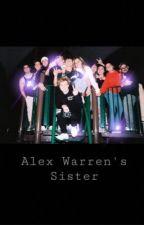 Alex Warren's Sister// Ryland Storms  by adamsbennie
