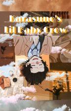 Karasuno's Lil Baby Crow || Haikyuu!! by xXHolyStarXx