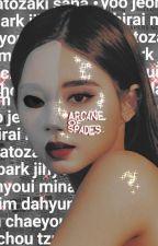 Arcane of Spades [TWICE] by tuwaysujjang