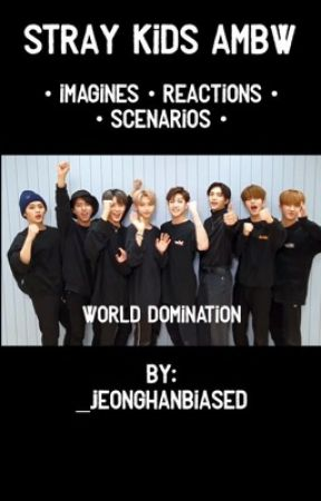 Stray Kids's AMBW Imagines, Reactions and Scenarios by _JeonghanBiased