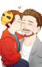 Tony Stark : Genius, Billionaire, Playboy, Philanthropist and...... Father? by Shizzwriters101